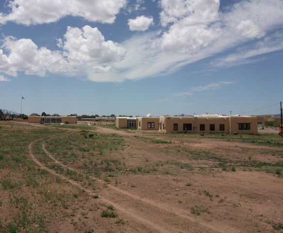 Santa Fe Indian School, May 30, 2010