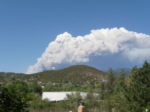 Pacheco Fire, June 28